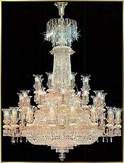 Crystal Chandeliers Large