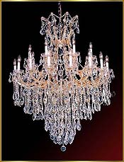 Maria Theresa Chandeliers