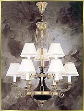 Neo Classical Chandeliers